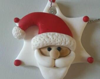 Christmas Santa Claus decoration.