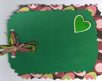 """""""Green heart"""" collection"""