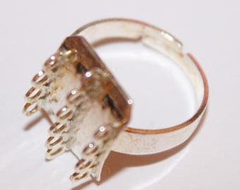 Support ring 20 mm, adjustable