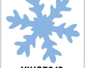 Giant 5 cm - Artemio - Ref VIHCP319 snowflake punch