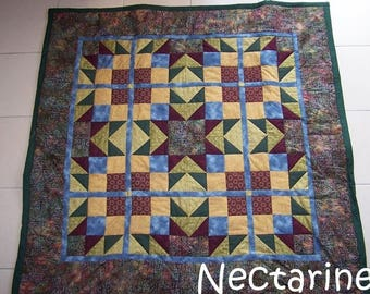 Lovely patchwork square