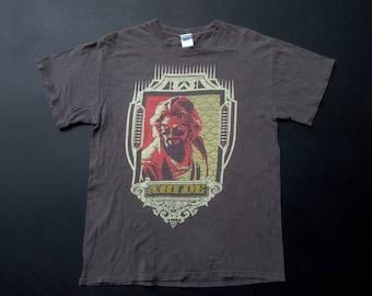 The Big Lebowski Movie Jeff Bridges Tshirt The Dude Abide 90s