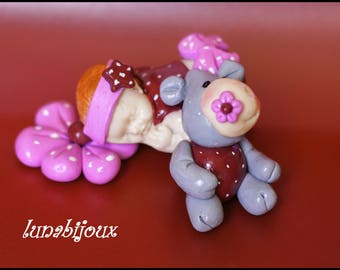 baby girl wishes birth fimo