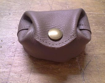 Wallet leather Mole