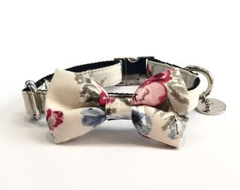 Percy & Co. The Disley Dog Bow Tie Collar