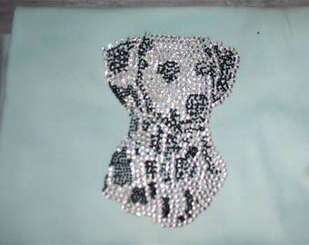 Dalmatian pattern t-shirt