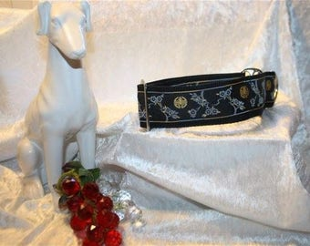 Greyhound martingale collar
