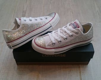 Full crystal converse