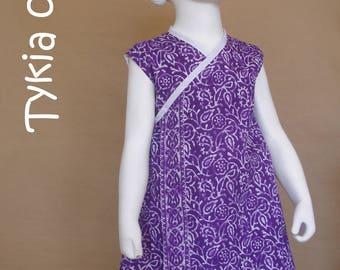 Reason: cross-4t girl tunic dress