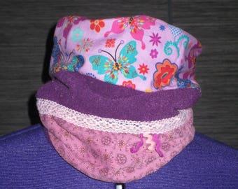 scarf / neck girl 6 / 7 53 cm