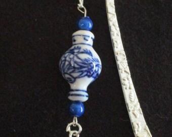Chinese bead bookmark