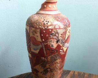 Dug 1900-1910 Japanese Vase #1