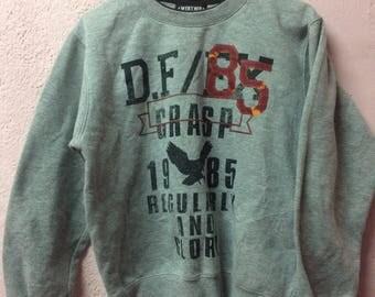 Werther D.F/EX 85 grasp activeware sweatshirt  vintage