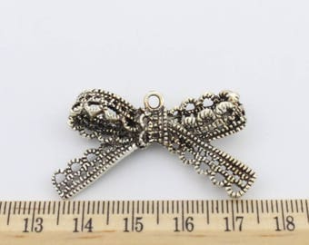 Bow-Knot Bow Charms