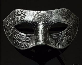 Mask Venetian Wolf type iron mask