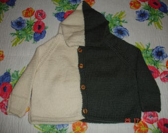 12 months boy hooded coat