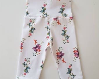 Floral Leggings Baby/Toddler