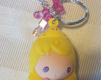 Disney Princess Aurora Keychain