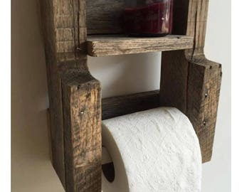 Tp holders with small shelf