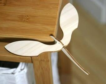 Lilibird poplar wood: