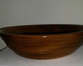 Handmade Tulipwood Bowl