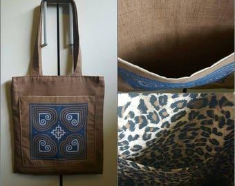Tote bag (handmade)