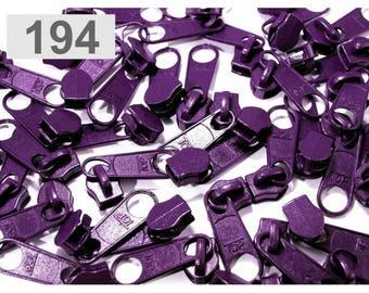 slider mesh purple 3 mm
