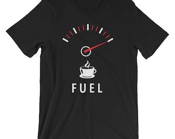 Coffee is Fuel Coffee Lovers shirt