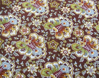 Fabric for Patchwork cotton Floral 45 cm x 45 cm