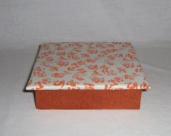 Made cardboard box