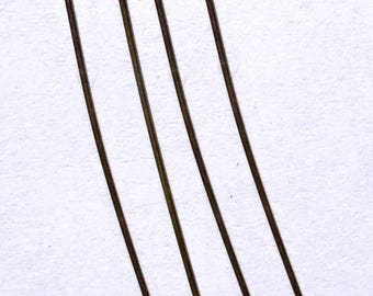 4 AC272 7cm bronze studs