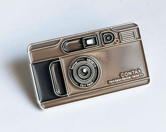 Contax T2 35mm Pin