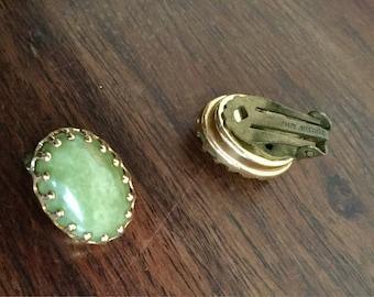 Austrian vintage earrings years 60