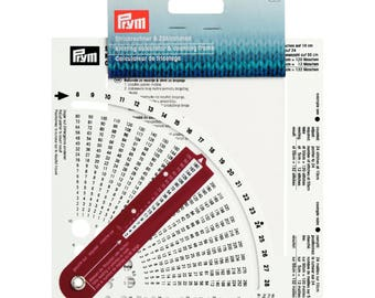 PRYM knitting calculator