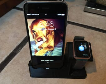 iPhone 6 Dock w/ Integrated Apple Watch Charging Station