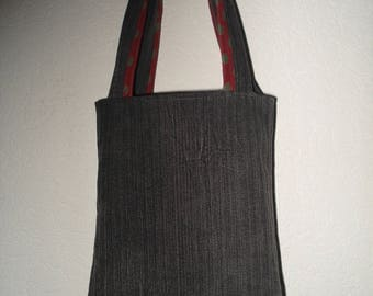 For large and small jeans Tote