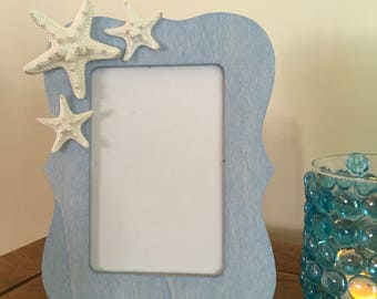 Starfish Picture Frame