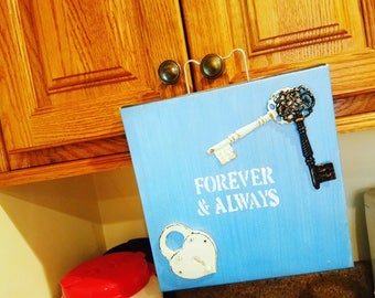 Forever and Always Home Decor
