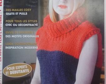 IDEAL knitwear magazine knitting No. 67