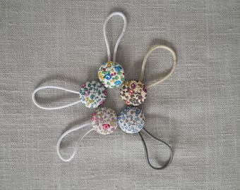 liberty hair ties one size
