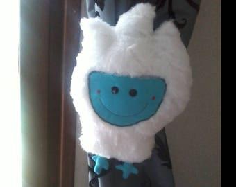 Sweet monster Fashion curtain clip.