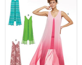 New summer 2017 Mc Call's M7594 sewing pattern
