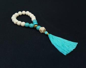 BIANCA Turquoise boho bracelet