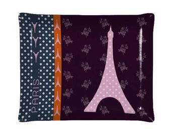 "Kitchen tray, tray for breakfast ""Paris"" pattern B"