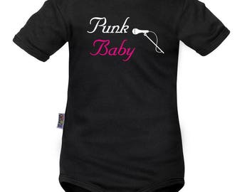 Rock baby body: PUNK Baby
