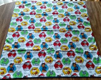 Paw Patrol - Baby or Toddler Blanket