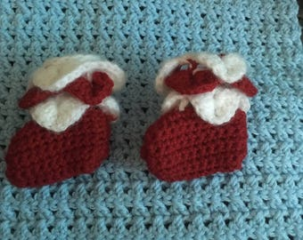 Crocheted Slippers
