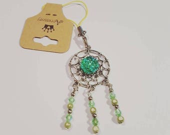 Keychain, handbag charm Dreamcatcher