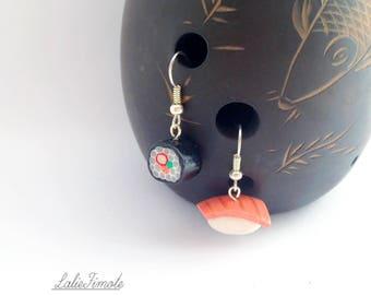 Earrings MAKI & SUSHI separates