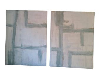 Abstract Paintings (original)